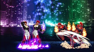 [KOF DL]:- Rebirth of Primordial Soul Vs Yagami STAR