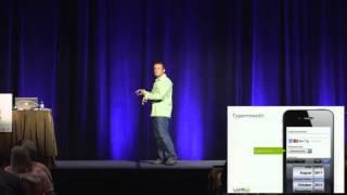 AEA Video  Luke Wroblewski author Mobile First – Mobile To The Future clip36