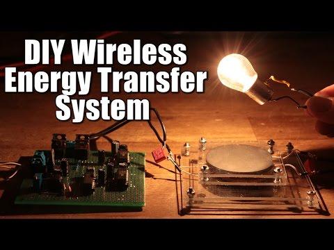 DIY Wireless Energy
