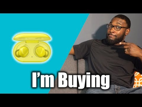 Why I'm Getting The NEW GALAXY BUDS and So Should You! Mp3