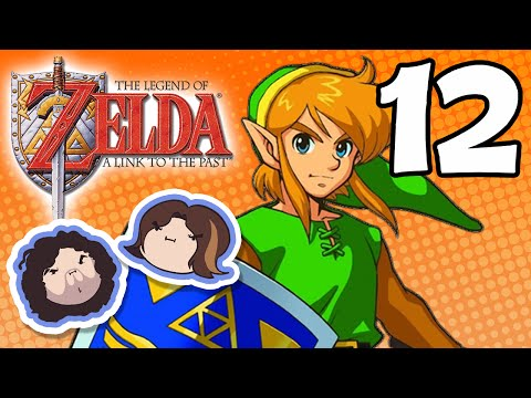 Zelda A Link to the Past: Fart for Hearts - PART 12 - Game Grumps