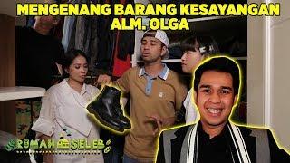 Raffi Gigi Mengenang Barang Barang Kesayangan Alm Olga Syahputra - Rumah Seleb (7/10) PART 3