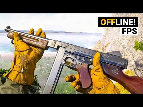 Top 10 Offline FPS Games For Android 2020