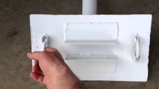 Video #2 How To Build  Adjustable Solar Panel Post Frame And Mount Bracket Dyi.