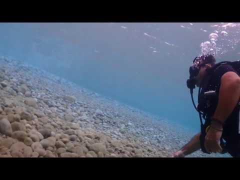 scuba diving Greece,Chios island. Sea adventure dive center.