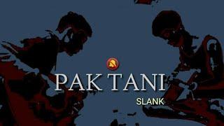Pak tani   SLANK   cover ft irfan my
