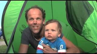 Groeten uit de tent Noordduinen 30 Juli 2012