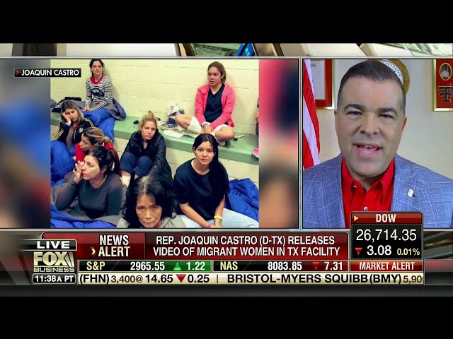 Alexandria Ocasio-Cortez (AOC) visits El Paso and border detention centers