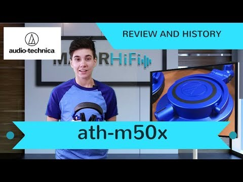 Audio Technica ATH-M50x Review And History
