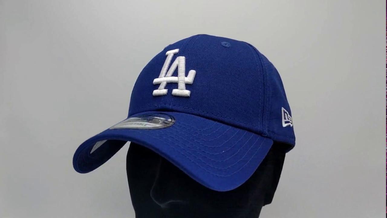 81d65b3c99488 New Era 9Forty Curved cap (940) LA Los Angeles Dodgers - Royal - €24 ...