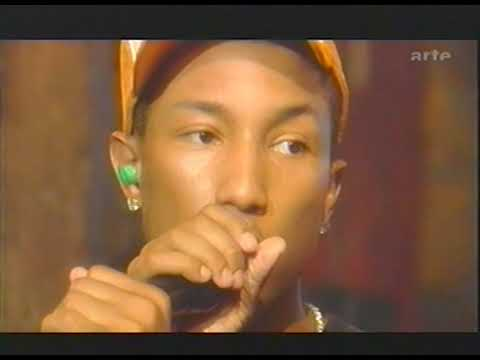 N.E.R.D - LAPDANCE + PROVIDER + RUN TO THE SUN + STAY TOGETHER + ROCK STAR