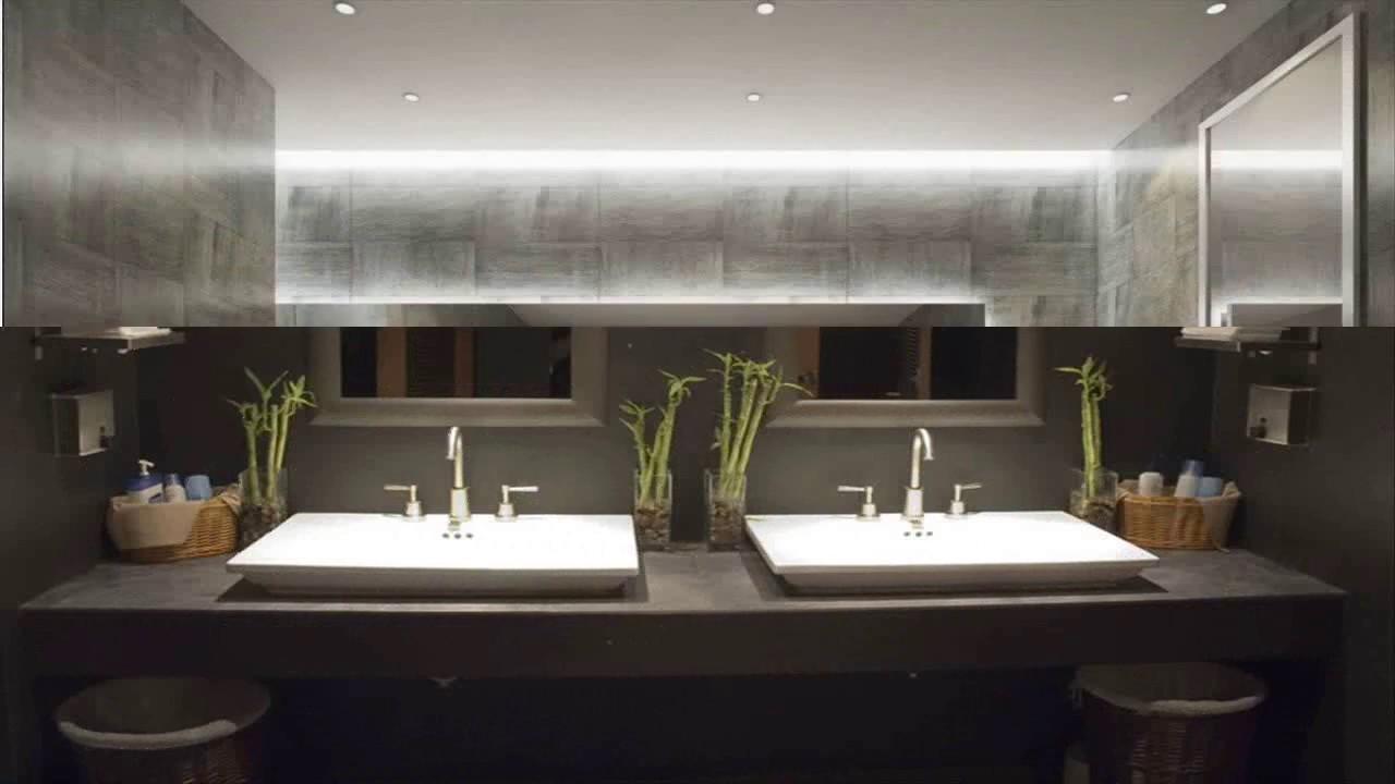 Restaurant Bathroom Designs