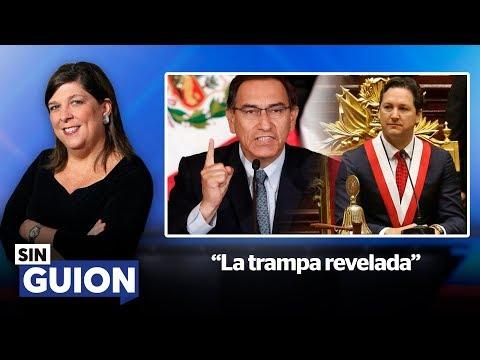La trampa revelada SIN GUION con Rosa María Palacios