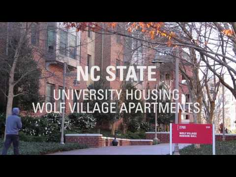 NC State University Housing - Wolf Village : Asia