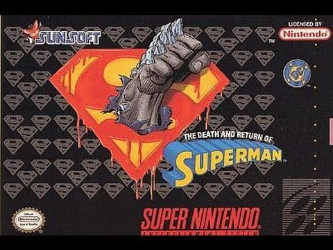 """Games - The Series"" episode 7 - Death and Return of Superman (1994)"