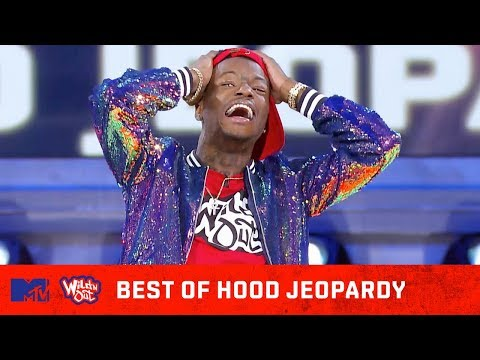 Best Of Hood Jeopardy  Wildest Jokes, Craziest Answers & More  Wild 'N Out
