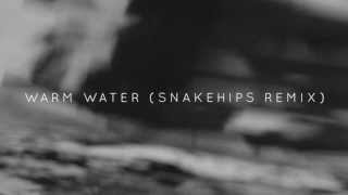Repeat youtube video BANKS - Warm Water (Snakehips Remix)