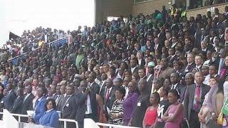 Namibie, Les défis qui attendent le nouveau président