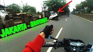PERTAMA KALI CEWEK DI AJAK TOURING _Motovlog indonesia