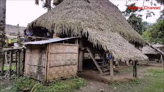 เยี่ยมยามพี่น้องไทหัวพันEP13:พาไปเบิ่งนาคูน บ้านโบราณ เฮือนโบราณ หาดูได้ยาก