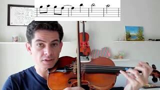 NARUTO - SADNESS AND SORROW- Como tocar/Tutorial
