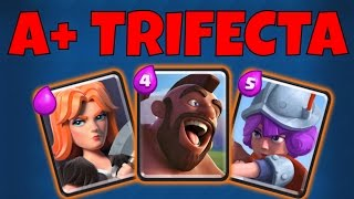 The BEST Trifecta Player I've EVER SEEN in Clash Royale [Match Breakdown from TV Royale]