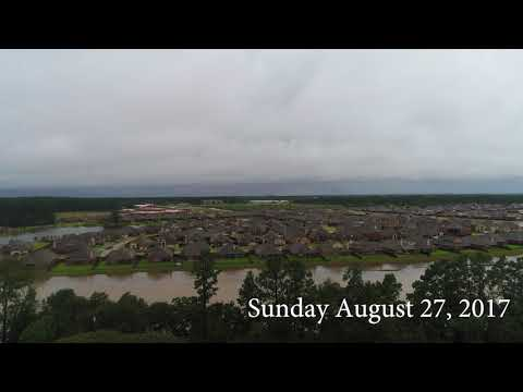 Hurricane Harvey Tomball TX 2017