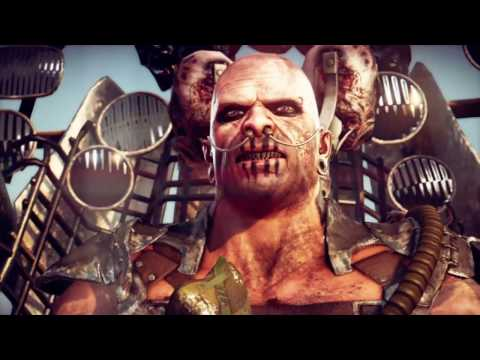 MAD MAX Game play part 1 \ L'Homme Sauvage :) |