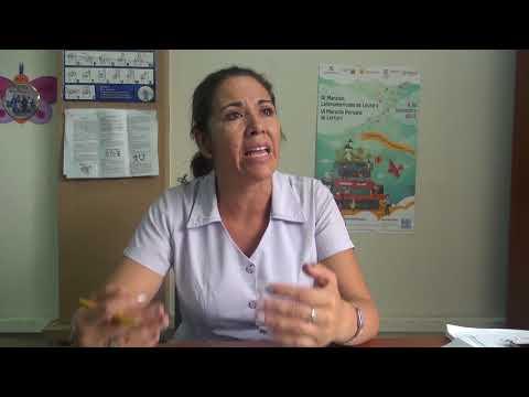 07 SETIEMBRE ENTREVISTA MARIA ELENA   MARATON DE LECTURA