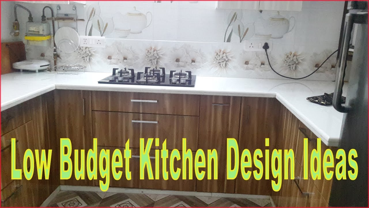 kitchen design budget outdoor island latest modular how i renovate my at low aapkisaheli latestmodularkitchen