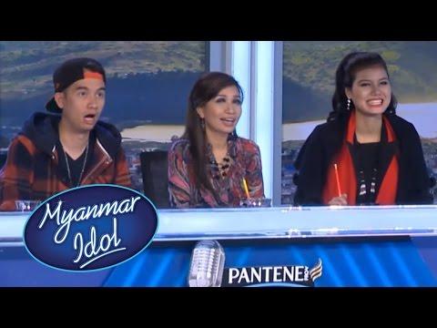 Taunggyi Auditions | Myanmar Idol Season 1 Episode 1 | Full Episode