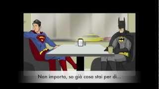 Batman il cavaliere oscuro il ritorno - FinaleAlternativo