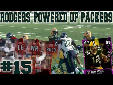 THREE Elite Broncos Players In a Row! | Rodgers' Powered Up Packers | Episode 15