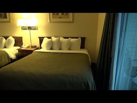 Hotel Room, St Ignace, Michigan -- Episode 104