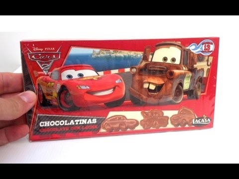Disney cars 2 chocolate box opening pixar lightning - Watch cars 3 online free dailymotion ...