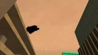 GTA: Batman Begins - Carchase