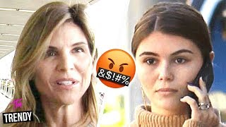 Olivia Jade Blames Her Parents For Her Career Crisis After College Bribery Scandal