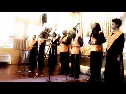 """Harlem Gospel Choir sings """"Total Praise"""""""