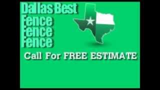 Fences Dallas | Best Fences Dallas
