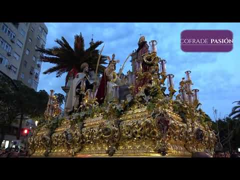 Salida Extraordinaria de Jesús de la Paz (Borriquita) de Cádiz (1ª Parte)