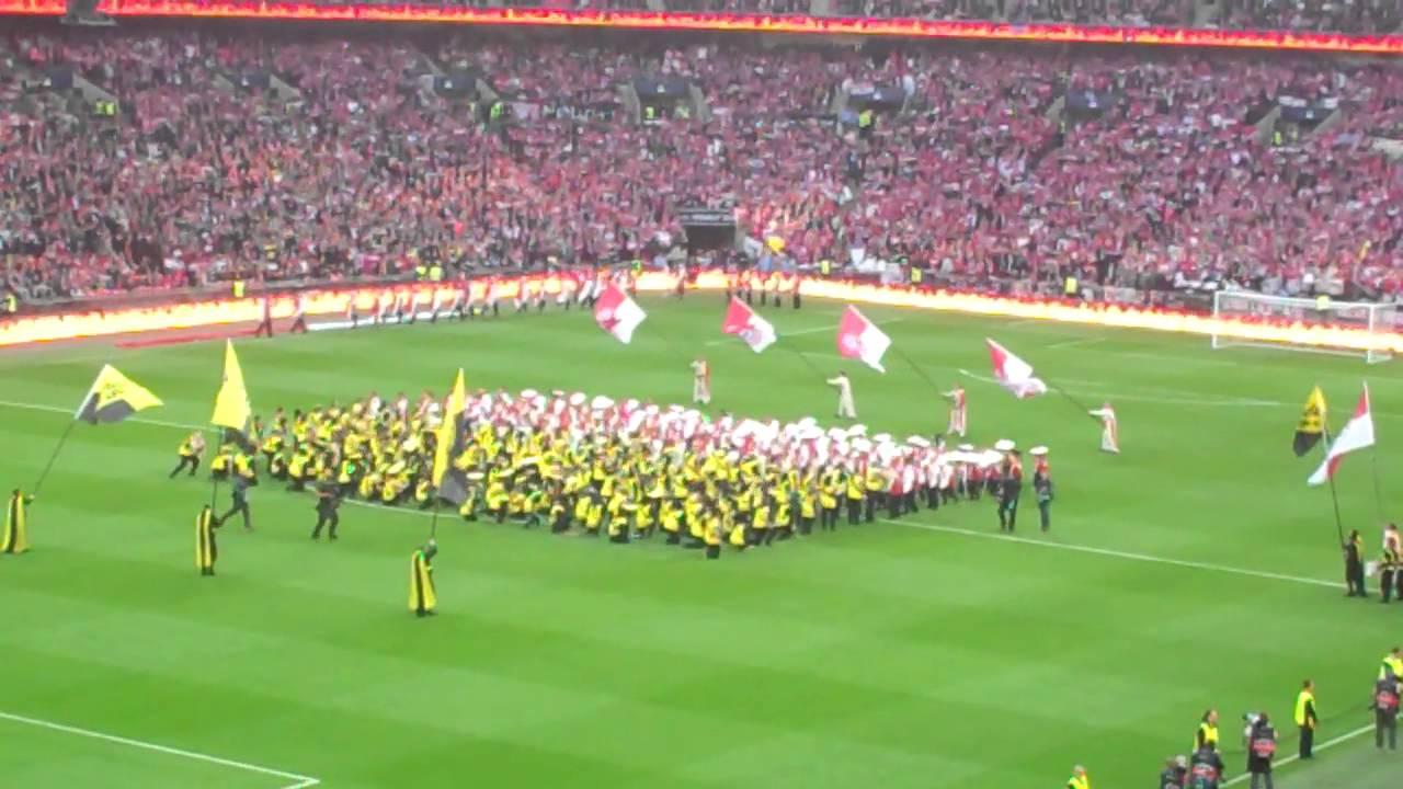 Gladiator Openinig ceremony U.E.F.A Champions League Final 2013