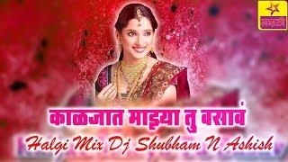 Kaljat Majya Tu Basav Dj Vijay Dj Avinash - DJ AV DANCE MAST