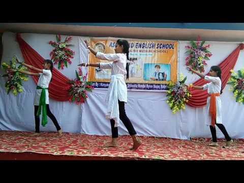 Mai teri chunariya Ashirwad English school