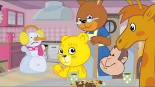 Bummi und seine Freunde Deutsch - Folge 1 - Schneebert