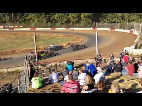 9-1-19 Sportsman heat 1 River City Speedway