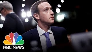 Facebook CEO Mark Zuckerberg's Senate Hearing: Everything You Need To See | NBC News