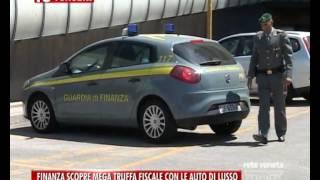 21/07/2015 - FINANZA SCOPRE MEGA TRUFFA FISCALE CON LE AUTO DI LUSSO