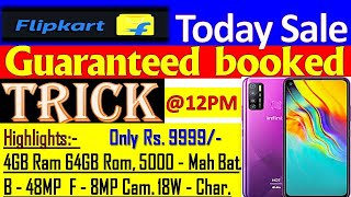 Infinix Hot 9 Pro Next Sale Date 15th July @12PM, Flipkart l online shoping l any mobile Today Offer