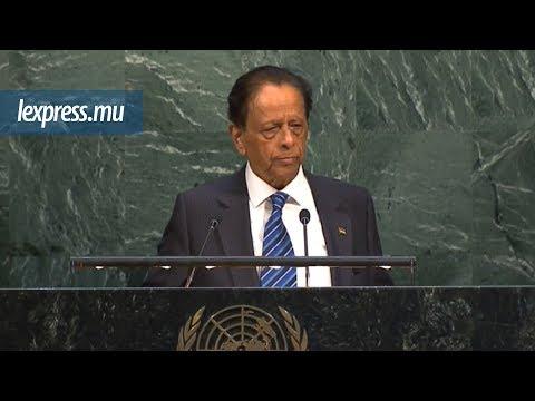 Chagos : la résolution de Maurice votée à une majorité de 94