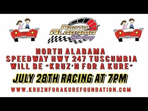 Kruzn for a Kure at North Alabama Speedway